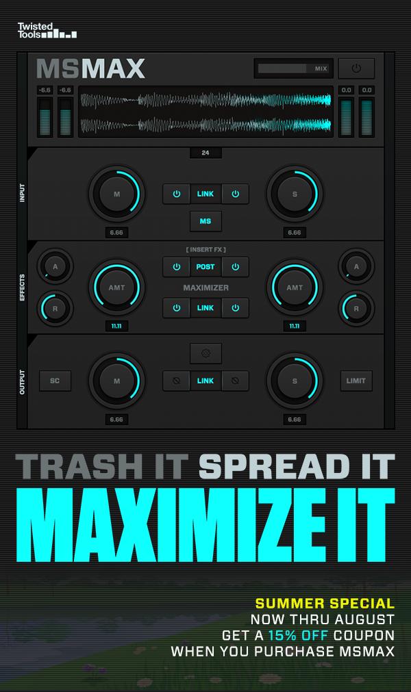 MSMAX Product Image