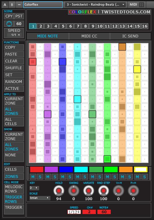 Colorflex | Twisted Tools